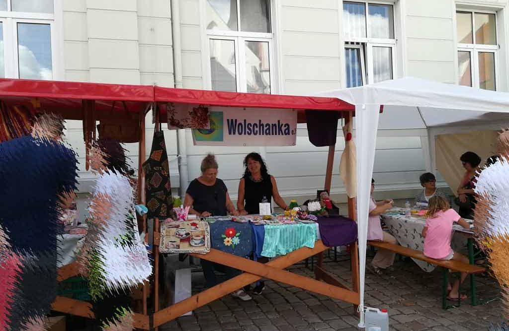 Wolschanka Crimmitschauer Stadtfest 2018
